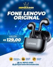 Título do anúncio: Fone sem fio Lenovo (Original)
