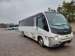 Título do anúncio: Micfro ônibus Rodoviário 2013 com banheiro