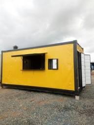 Título do anúncio: Lanchonete Container com Banheiros