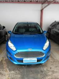 New Fiesta Titanium Automático - 2013