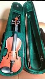 Violino Michael 4/4 com case