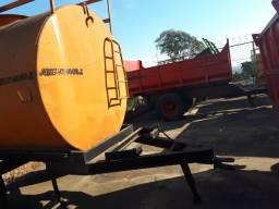 Carreta agrícola tanque