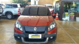 RENAULT SANDERO 2013/2014 1.6 STEPWAY 8V FLEX 4P MANUAL - 2014