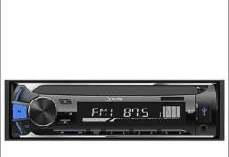 Som carro Pendrive Rádio Am/fm novo