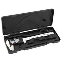 Paquímetro Digital Aço Inox 150mm Com Estojo (Leia o anúncio)