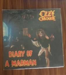 Lp Vinil Ozzy - Diare of mad man