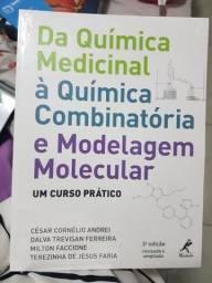 Livro Da Química medicinal à Química combinatória e modelagem molecular
