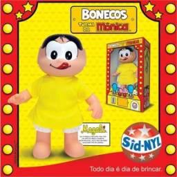 Bonecos da Turma da Mônica - Linha Tradicional