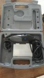 Mini lixa eletrica e Retifica com acessórios