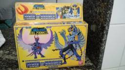 Boneco cavaleiro do Zodíaco Fênix de Bronze Bandai Original 1987