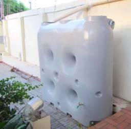 Tanque, Cisterna, Reservatório Fatboy Slim 2460 Litros