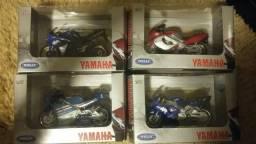 Miniaturas moto Yamaha