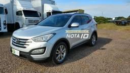Hyundai Santa Fe 3.3 V6 2014 7 Lugares Interior Terra Cota (Marrom) - 2014
