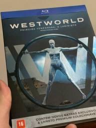 Bluray Westworld 1ª temporada completa