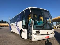 Ônibus de turismo Mercedes -2001- vendemos a empresa junto se for de interesse