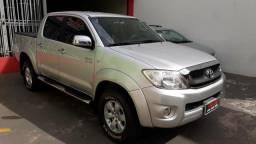 Hilux 2009 2.7 Gasolina - 2009