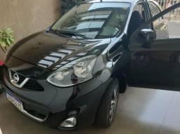 Nissan March 1.6 2014/2015 vendo ou troco 33mil - 2015