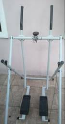 Simulador de caminhada + Aparelho abdominal