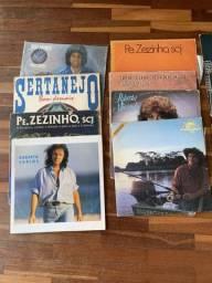 Combo discos de vinil LP