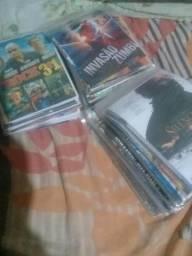 Vendo 100 filmes por 55 reais