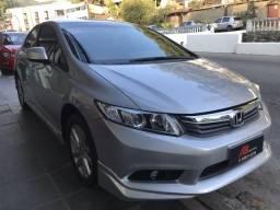 Honda Civic LXS 1.8 2015 - Apenas 62.000 Km - Impecável !!! - 2015