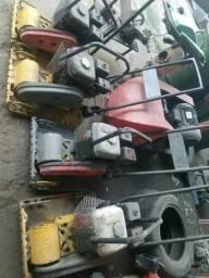 Compactadores de placa a gasolina