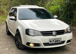 VW- Golf Sportline 1.6 White Limited Edition - 2010