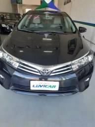 Toyota Corolla 2.0 XEI 16V Flex4P Lindo unico dono,com primeira parcela ipva 2020 - 2017