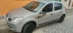Vendo sandero ou troco em ford ka pra assumir as pacelas - 2008