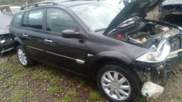 Título do anúncio: Caixa de Cambio Renault Megane 1.6 16v 2012 original a base de troca