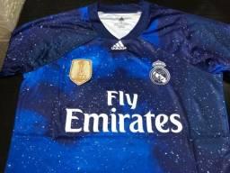 Camisa Real Madrid adidas Tamanho G 335c8af01f034
