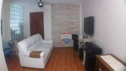 Apartamento com 2 dormitórios à venda, 75 m² por r$ 320.000,00 - portuguesa - rio de janei