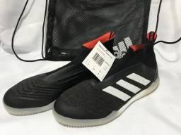 Chuteira Adidas Futsal Predator 38 (NOVA) 81819235ffbae