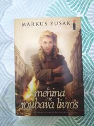 Livro A Menina Que Roubava Livros - Markus Zusak
