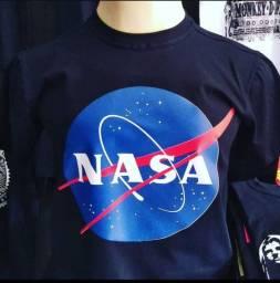 Camisetas personalizadas 100% algodão