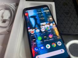 Smartphone Google Pixel 3a, Preto, 64gb, 4gb RAM, Zero, Na Caixa, Novo, Case