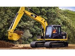 Escavadeira Caterpillar 313 D2 Peso Op 14.000 kg