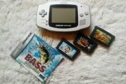 Game Boy advence Platinum