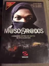 Livro Mascarados - a história dos black blocs