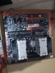 CPU gamer dual processador ddr4