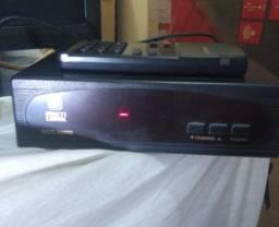 Conversor digital para TV cabo saída ultra HD