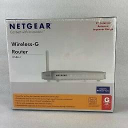 Roteador wireless Netgear - Modelo WGR614 - Novo!!