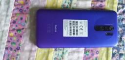 Vendo celular Redmi 9 duo da xiaomi