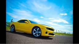 Camaro ss 6.2 amarelo