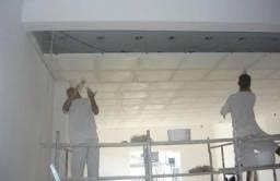 &%#@   Instalação de Rebaixamento de Teto em Forro de Gesso Plaquinha<br><br>