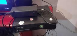 vendo Xbox 360 com defeito