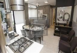 Apartamento à venda com 2 dormitórios em Cidade industrial, Curitiba cod:AP0316_CAZA