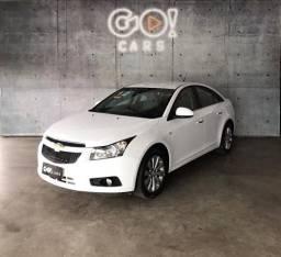 CRUZE 2012/2012 1.8 LTZ 16V FLEX 4P AUTOMÁTICO