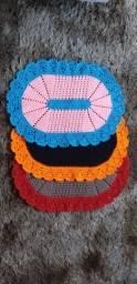 Lindos peças  em crochê ?