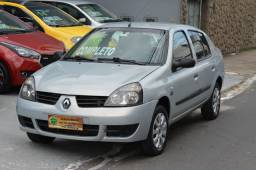 RENAULT CLIO SEDAN EXPRESSION 1.0 8V GASOLINA 4P MANUAL 2008
